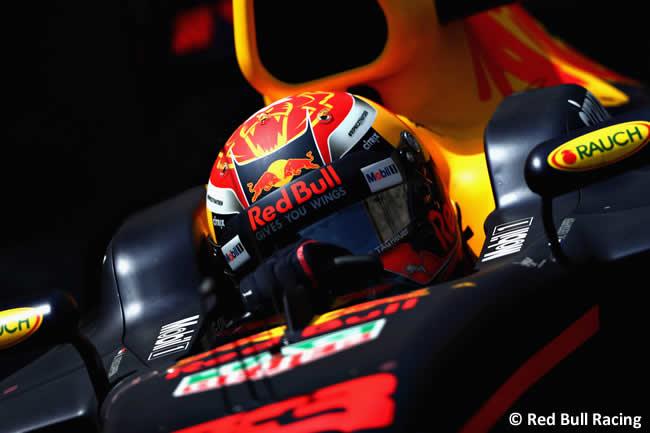 Max Verstappen - Red Bull Racing - Calificación - GP Mónaco 2017