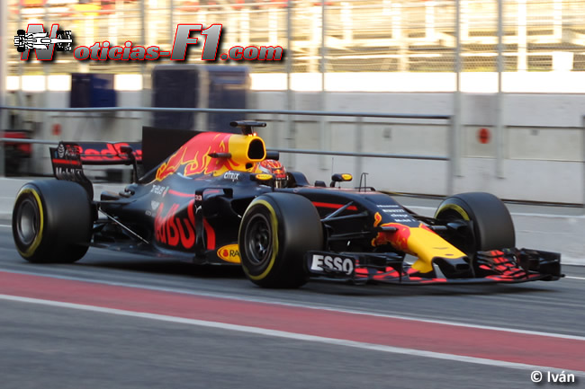 Max Verstappen - Red Bull Racing - www.noticias-f1.com