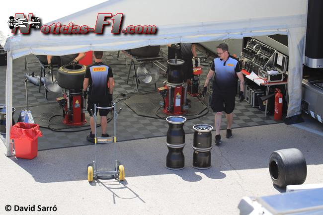 Pirelli - David Sarró - www.noticias-f1.com
