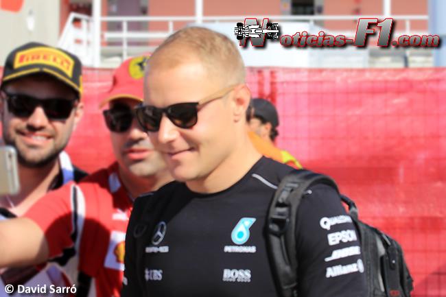Valtteri Bottas - Mercedes AMG - David Sarró - www.noticias-f1.com