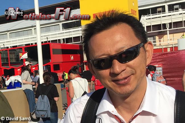 Yusuke Hasegawa - Honda - David Sarró - www.noticias-f1.com