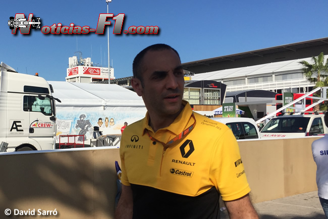 Cyril Abiteboul - Renault Sport - David Sarró - www.noticias-f1.com