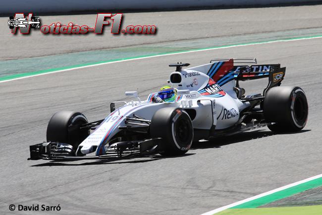 Felipe Massa - Williams - 2017 - David Sarró - www.noticias-f1.com