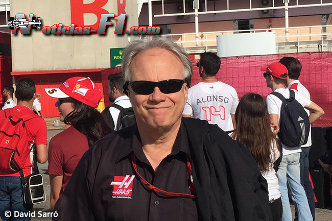 Gene Haas - David Sarró - www.noticias-f1.com