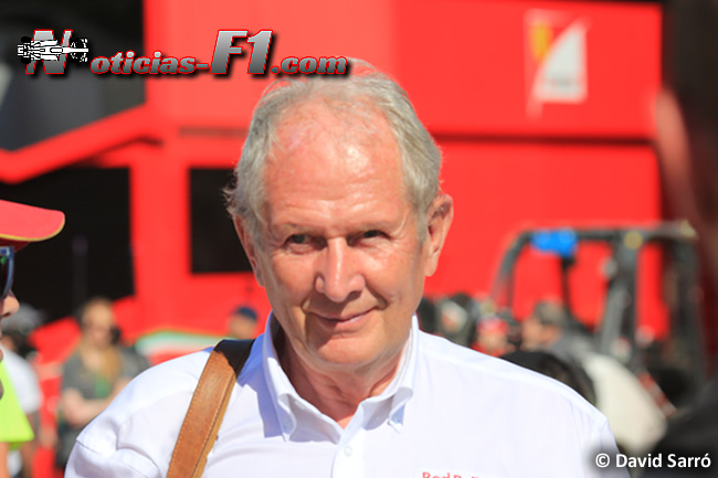 Helmut Marko - Red Bull Racing - David Sarró - www.noticias-f1.com