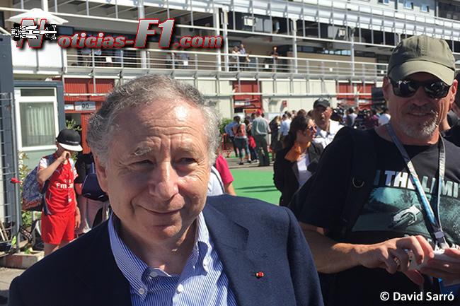 Jean Todt - FIA - David Sarró -www.noticias-f1.com