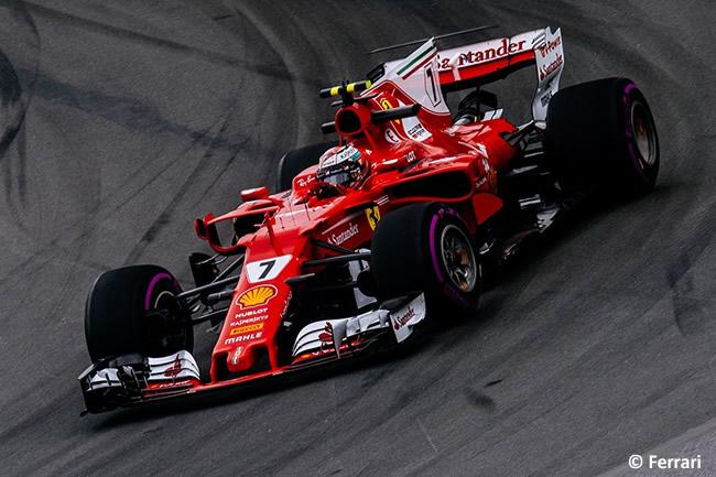 Kimi Raikkonen - Scuderia Ferrari - GP Canadá 2017 - Entrenamientos