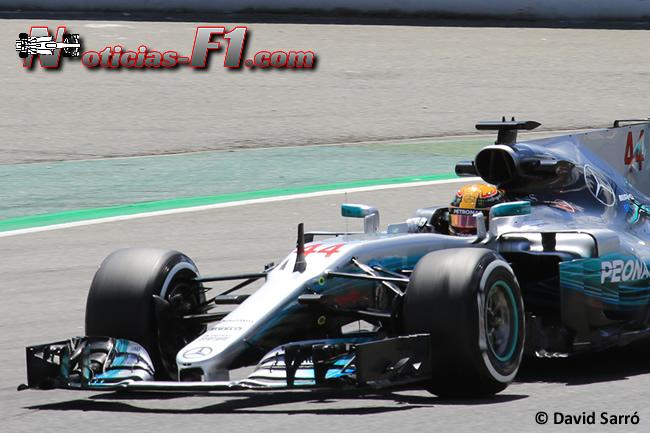 Lewis Hamilton - Mercedes - 2017 - David Sarró - www.noticias-f1.com