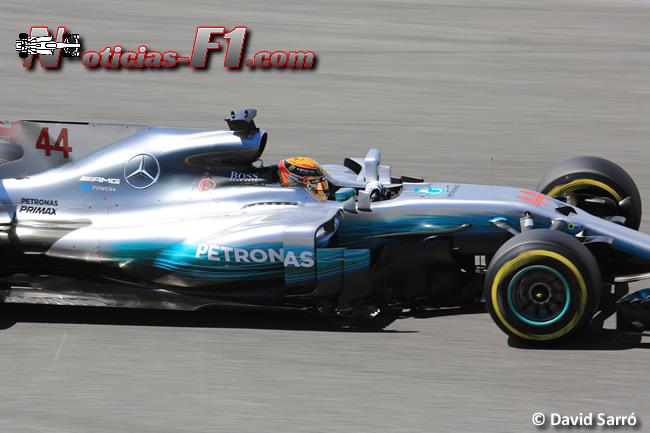 Lewis Hamilton - Mercedes AMG - David Sarró - www.noticias-f1.com