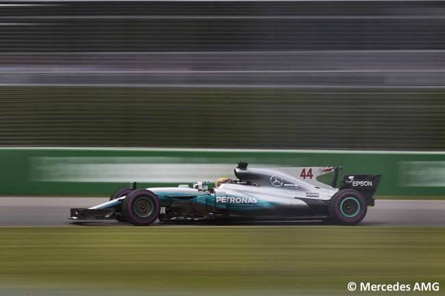 Lewis Hamilton - Mercedes AMG - GP Canadá 2017 - Entrenamientos