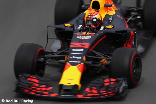 Max Verstappen - Red Bull Racing - GP Canadá 2017 - Entrenamientos