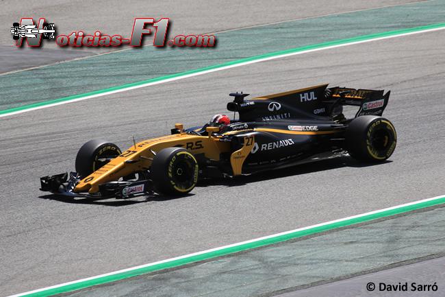 Nico Hulkenberg - Renault Sport - 2017 - David Sarró - www.noticias-f1.com