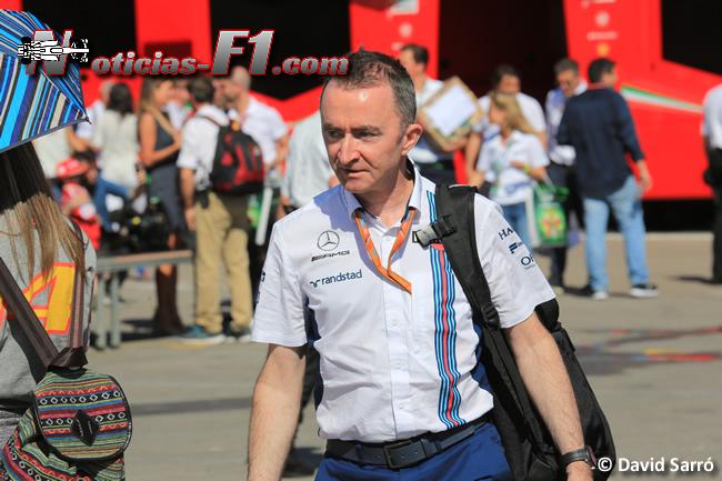 Paddy Lowe - Williams -+ David Sarró - www.noticias-f1.com