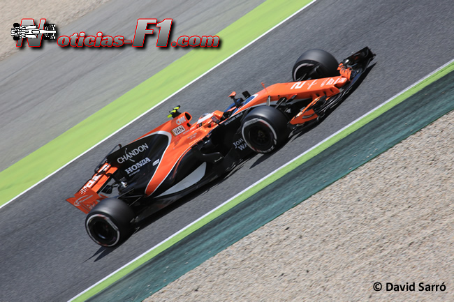 Stoffel Vandoorne - McLaren - David Sarró - www.noticias-f1.com