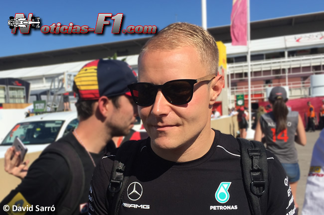 Valttteri Bottas - Mercedes AMG - David Sarró - www.noticias-f1.com