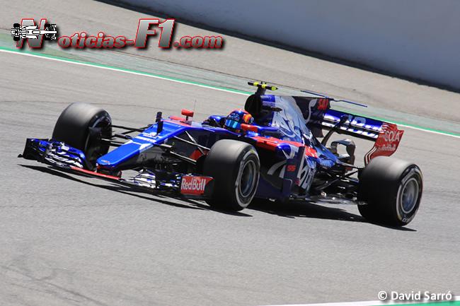Carlos Sainz - Toro Rosso - David Sarró - www.noticias-f1.com