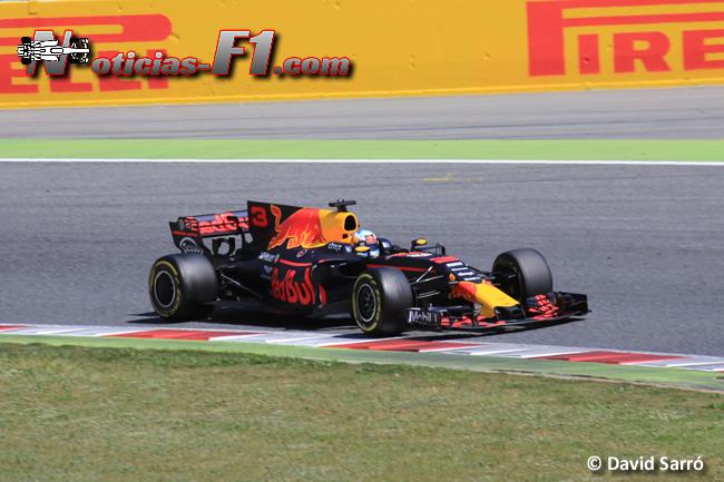 Daniel Ricciardo - Red Bull Racing - David Sarró - www.noticias-f1.com