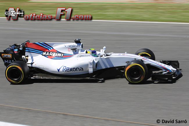 Felipe Massa - Williams - David Sarró - www.noticias-f1.com