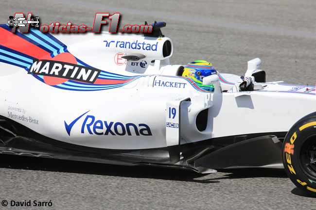 Felipe Massa - Williams - David Sarró - www.noticias-f1.com