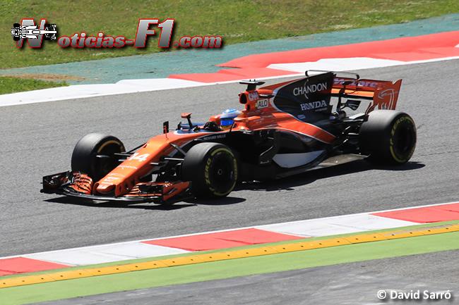 Fernando Alonso - McLaren - David Sarró - www.noticias-f1.com