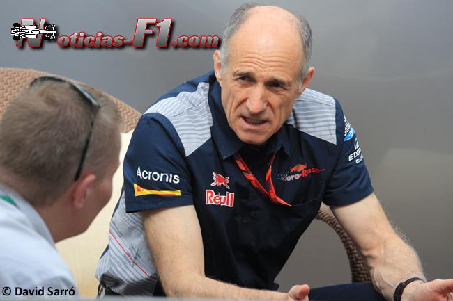 Franz Tost - Scuderia Toro Rosso - David Sarró - www.noticias-f1.com