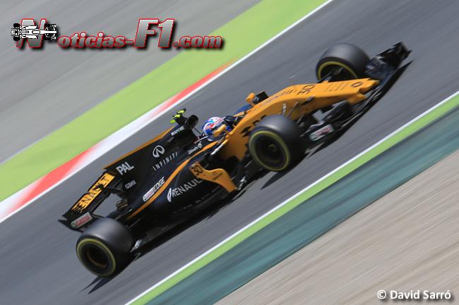 Jolyon Palmer - Renault - David Sarró - www.noticias-f1.com