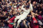 Lewis Hamilton - Mercedes AMG - Carrera GP Gran Bretaña 2017