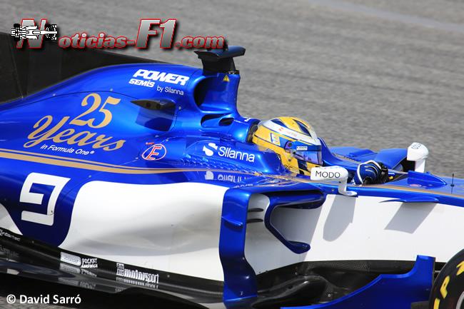 Marcus Ericsson - Sauber - David Sarró - www.noticias-f1.com