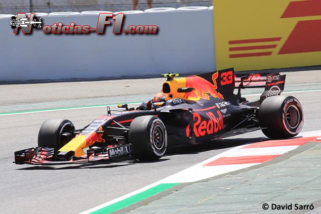 Max Verstappen - Red Bull Racing - David Sarró - www.noticias-f1.com