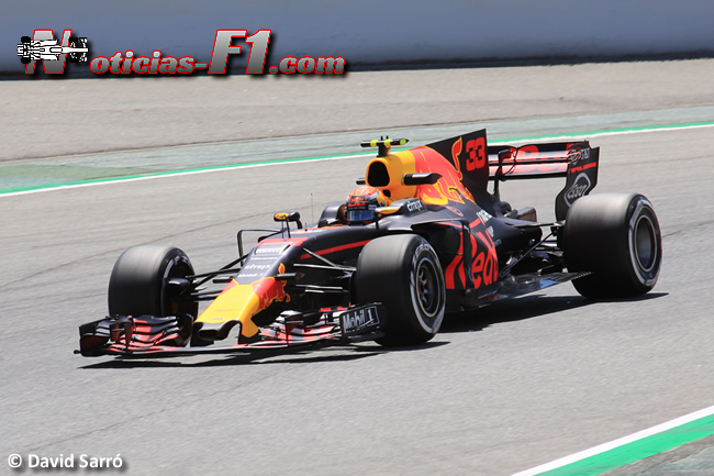 Max Verstappen - Red Bull Racing - David Sarró - www.noticias-f1.com