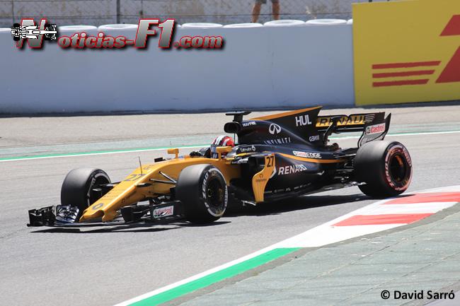 Nico Hulkenberg - Renault Sport - David Sarró - www.noticias-f1.com