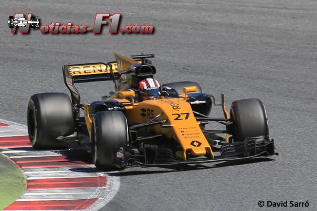 Nico Hulkenberg - Renault - David Sarró - www.noticias-f1.com