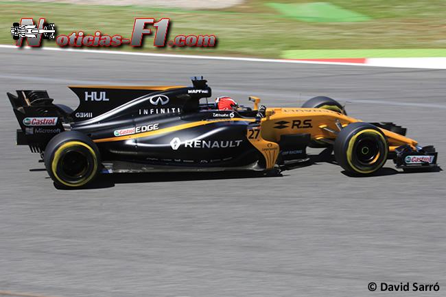 Nico Hulkenberg- Renault Sport - David Sarró - www.noticias-f1.com