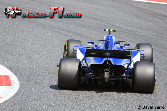 Pascal Wehrlein - Sauber - David Sarró - www.noticias-f1.com