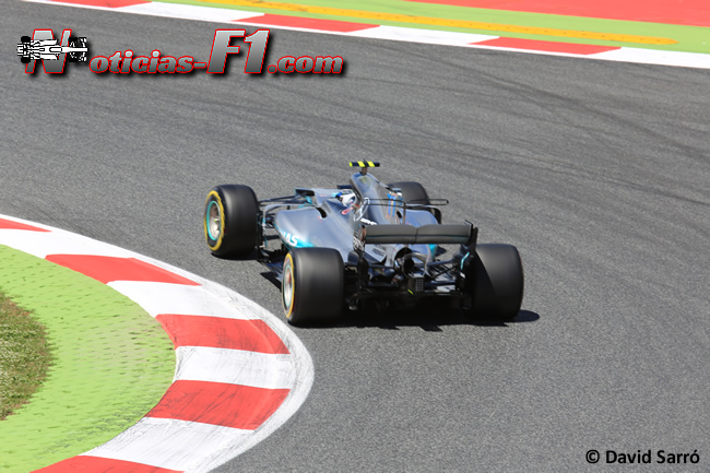 Valtteri Bottas - Mercedes AMG - David Sarró - www.noticias-f1.com