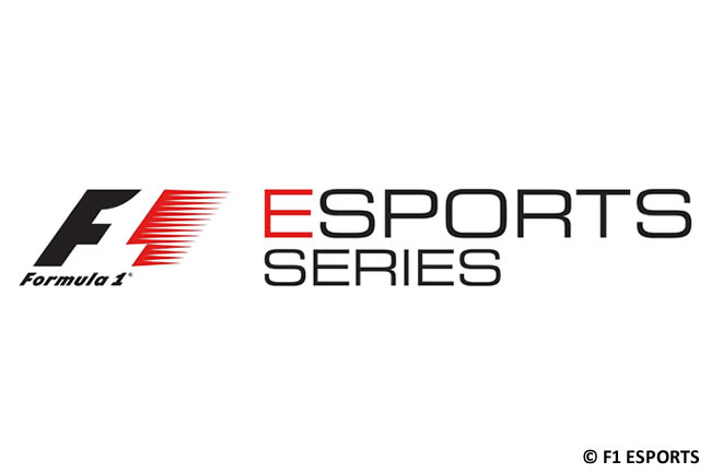 F1Esports Series - Logo