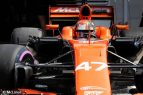 Lando Norrís - McLaren - Test temporada Hungría - Día 2