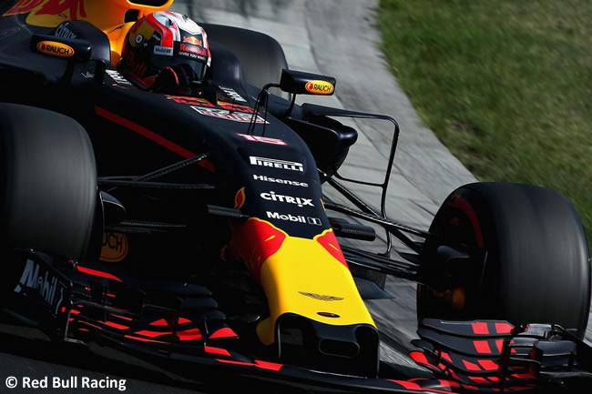 Pierre Gasly - Red Bull Racing - Test temporada Hungría - Día 2