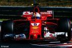 Sebastian Vettel - Scuderia Ferrari - Test temporada Hungría - Día 2
