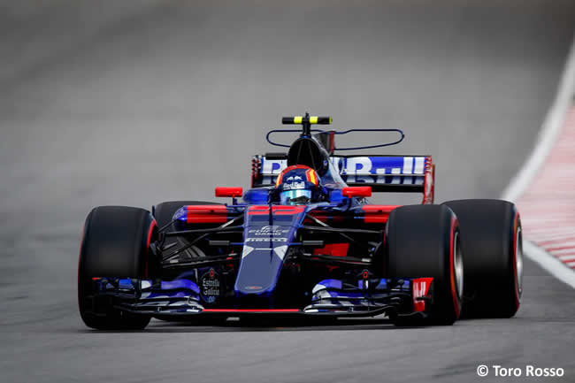 Carlos Sainz - Toro Rosso - Calificación GP Malasia 2017
