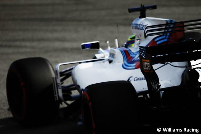 Felipe Massa - Williams - Calificación GP Malasia 2017