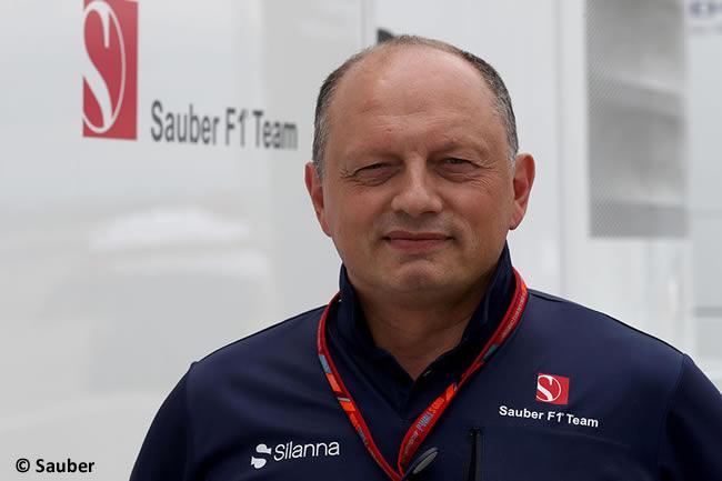 Frederic Vasseur - Sauber