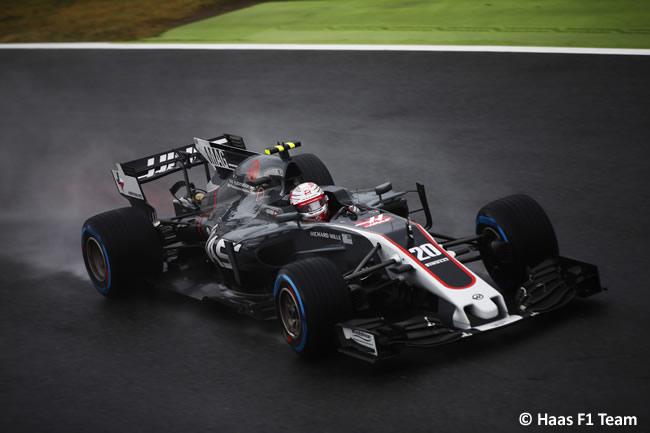 Kevin Magnussen - Haas F1 - GP Italia 2017 - Calificación