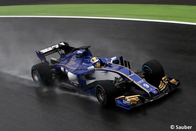 Marcus Ericsson - Sauber - GP Italia 2017 - Calificación