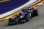Marcus Ericsson - Sauber - Calificación GP Singapur 2017