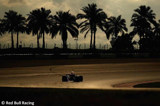 Max Verstappen - Red Bull Racing - Calificación GP Malasia 2017