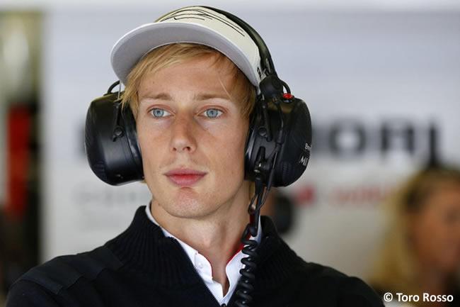 Brendon Hartley - Toro Rosso - 2017