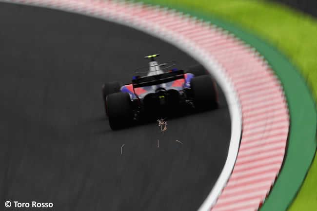Carlos Sainz - Toro Rosso - Entrenamientos GP Japón 2017