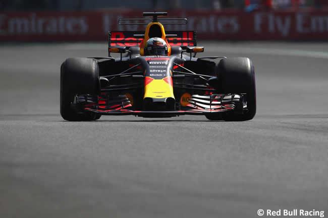 Daniel Ricciardo - Red Bull - GP México 2017 - AHR