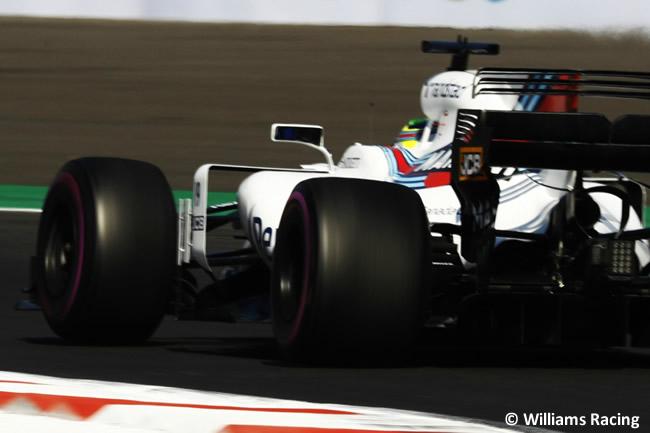 Felipe Massa - Williams - GP México 2017 - AHR